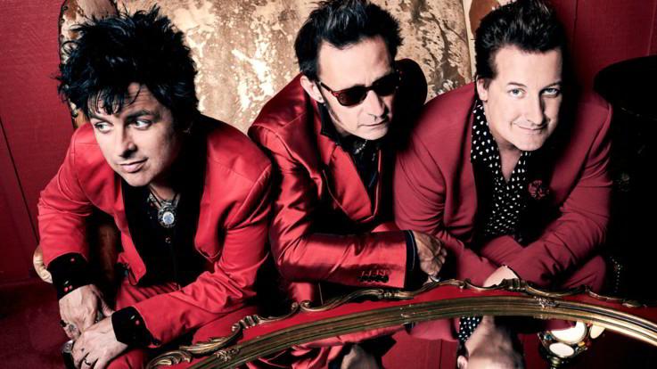 Musica Internazionale, News. I Green Day lanciano in streaming il video della title track del nuovo album