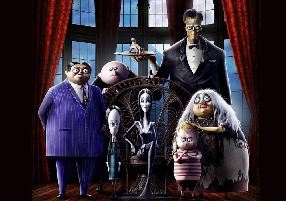 Cinema. News. Loredana Bertè è la nonna rock della Famiglia Addams!