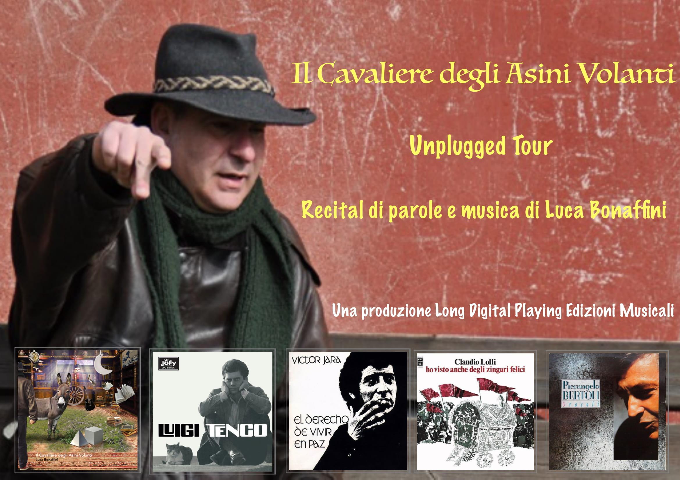 """Musica Italiana, Concerti. Luca Bonaffini svela il suo tour dedicato alla """"Madre Terra"""""""