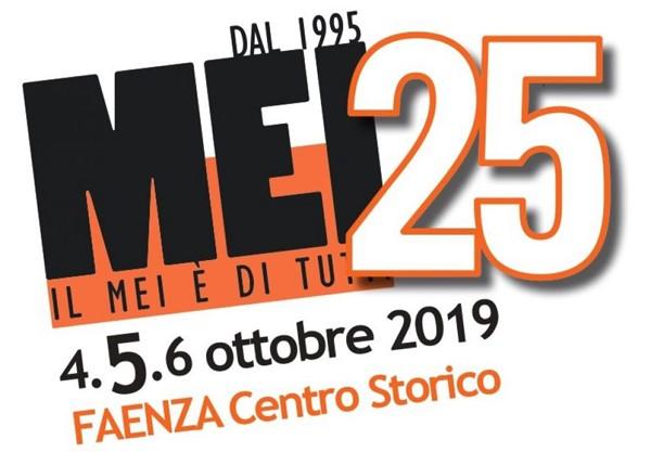 Musica, MEI25: entra nel vivo l'edizione 2019