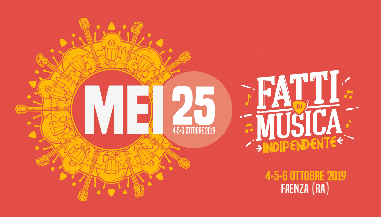 Musica, News. MEI 2019: l'età dell'oro per il Meeting delle Etichette Indipendenti. 25 anni celebrati a Faenza il 4, 5 e 6 ottobre