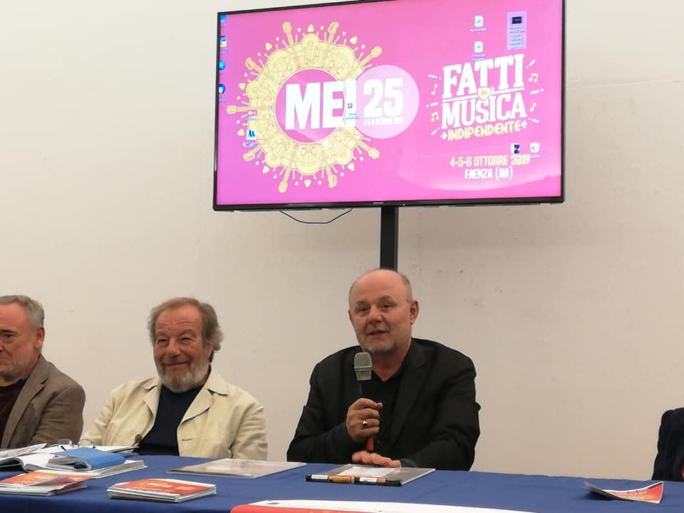 Musica Italiana, Eventi: Al Moog di Ravenna c'è Giordano Sangiorgi a parlare di Musica Indipendente
