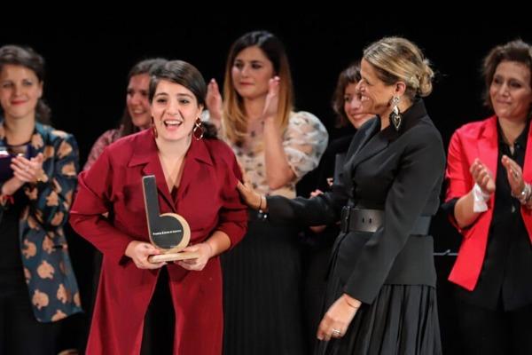 Musica Italiana, Premio Bianca d'Aponte: vince la salentina Cristiana Verardo
