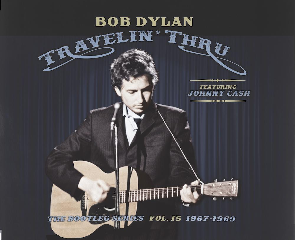 """Musica Internazionale, Nuove Uscite. Bob Dylan duetta con Johnny Cash nel nuovo cofanetto """"Travelin' Thru"""""""
