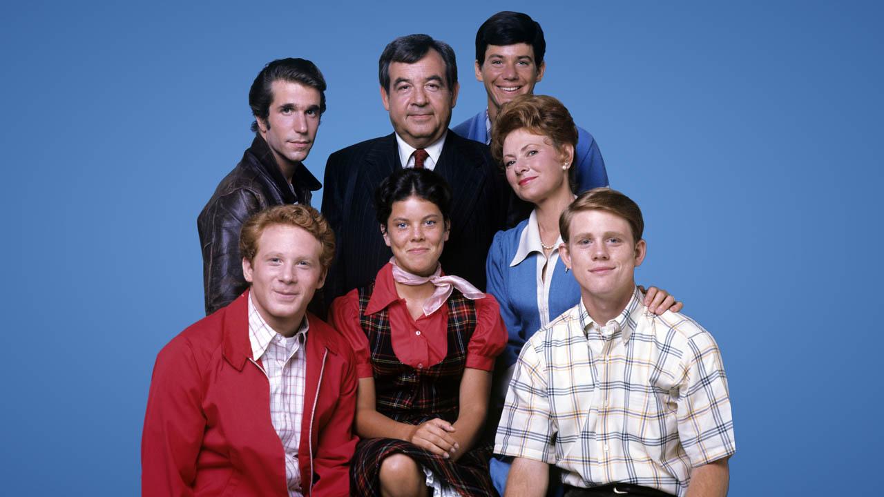 Tv, Happy Days.Il cast si riunisce 45 anni dopo, ed è subito nostalgia!