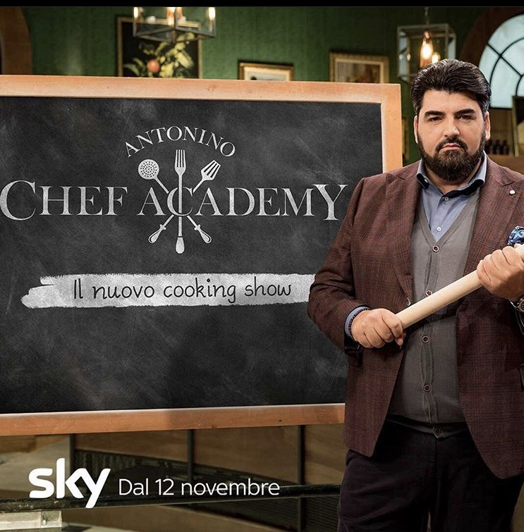 Sky Uno, Antonino Chef Academy. Stasera parte la sfida tra giovani cuochi