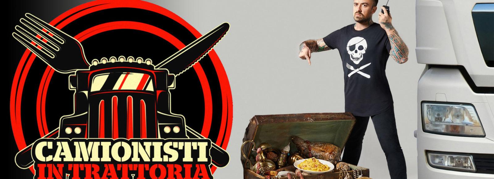 Camionisti in Trattoria, è addio con Chef Rubio!