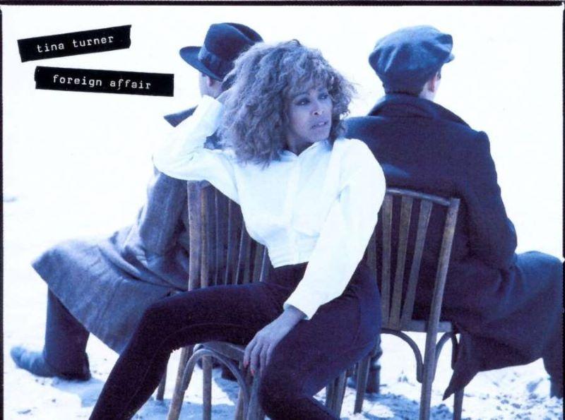 Musica Internazionale, Recensioni. Foreign affair, l'immortale disco di Tina Turner