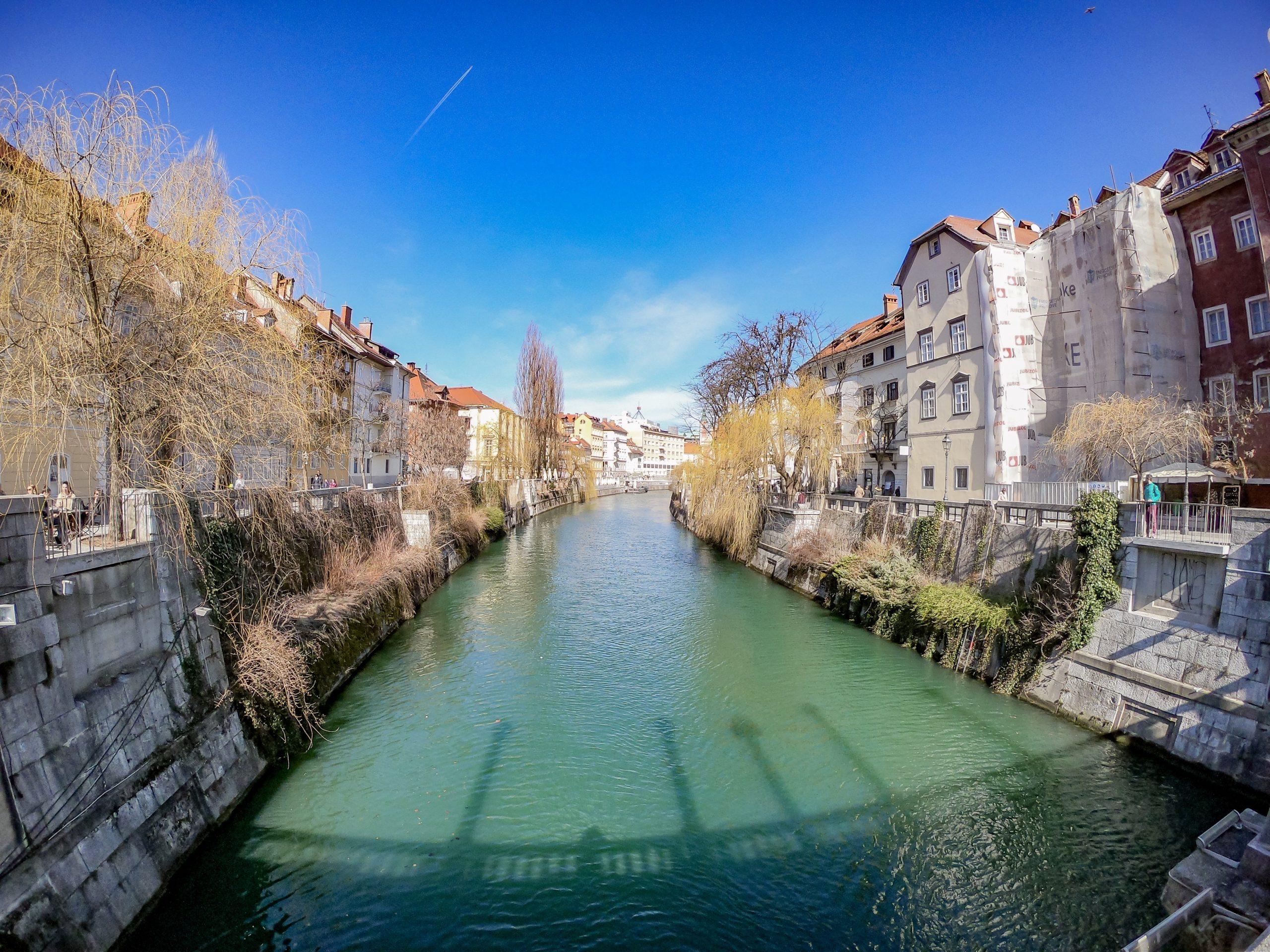 Viaggi, Slovenia. Tour on the road Ep.1: Lubiana, la perla slovena