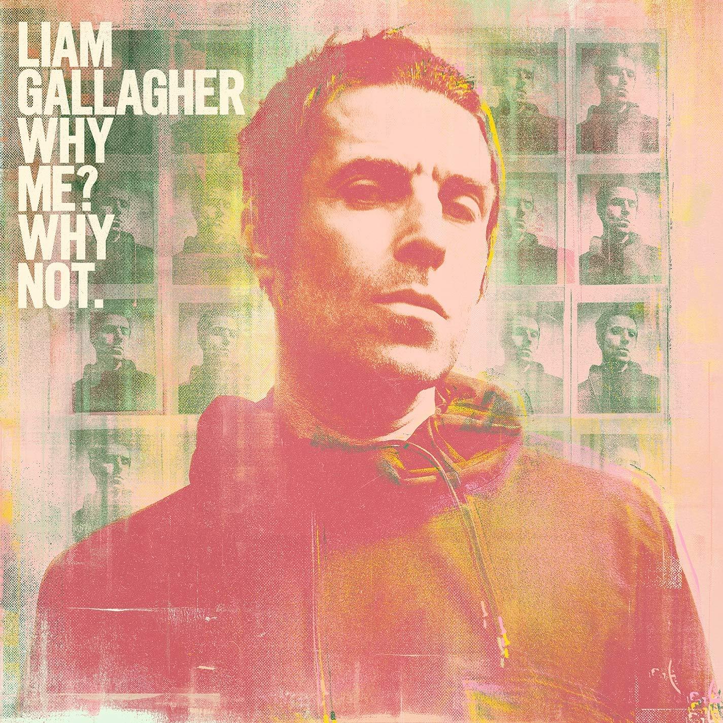"""Musica Internazionale, Recensioni. Liam Gallagher convince alla grande con il suo """"Why Me? Why Not"""""""