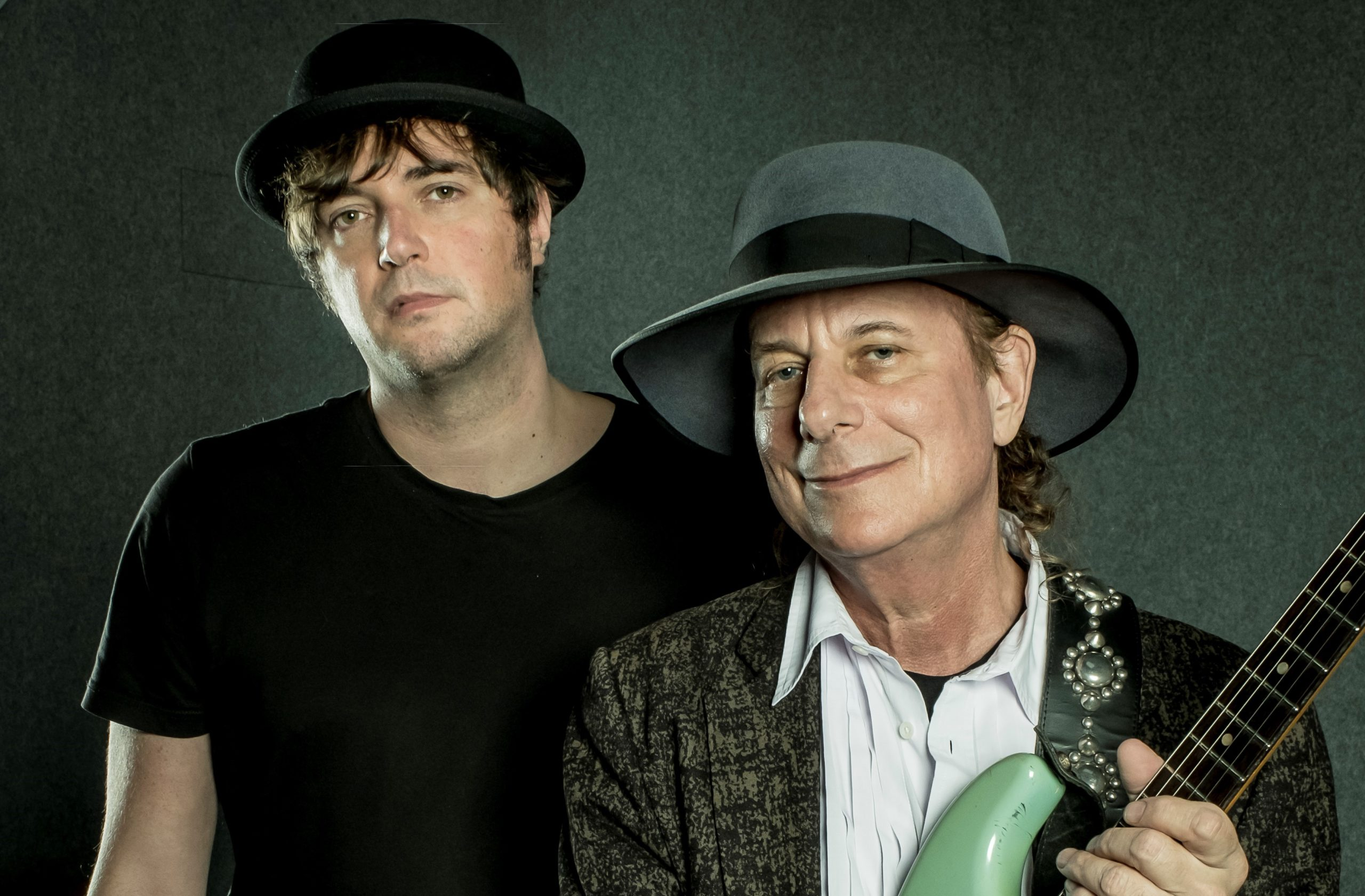 Musica Italiana, Concerti. The Niro & Gary Lucas in tour con il Songbook su Jeff Buckley