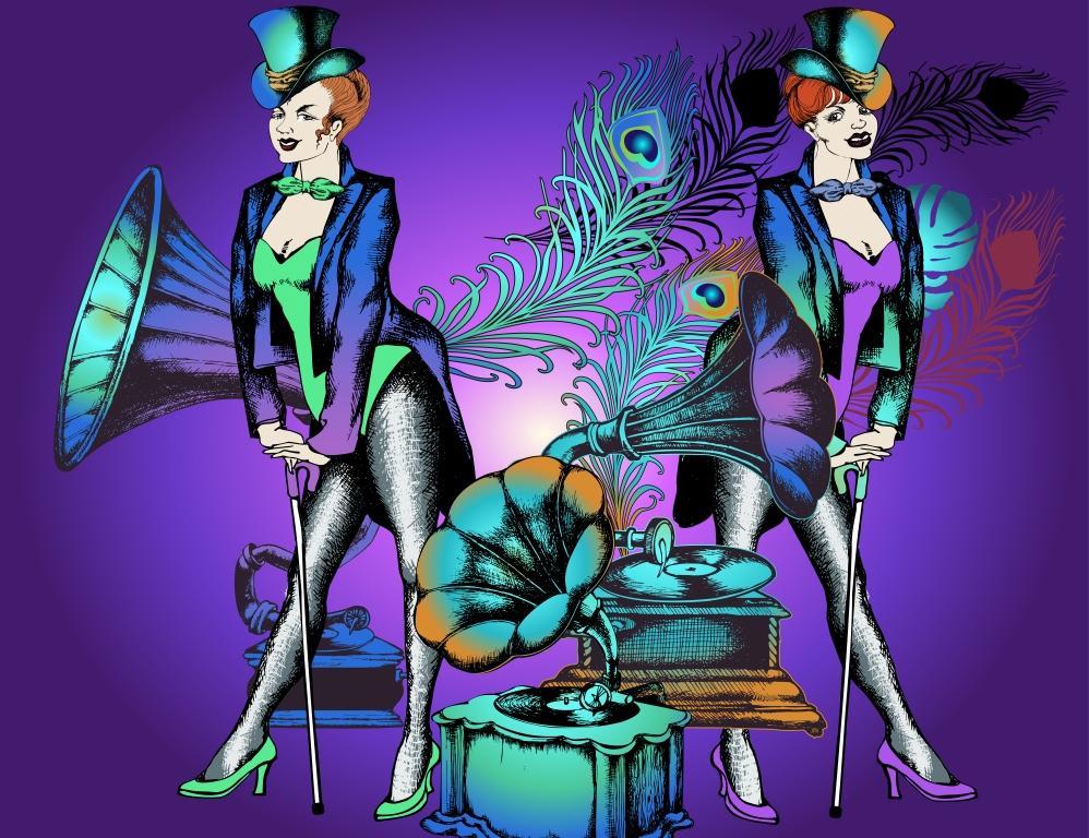 RUBRICA. Gocce di Burlesque di Scarlet Lovelace. #1 Quanto ne sapete del Burlesque?