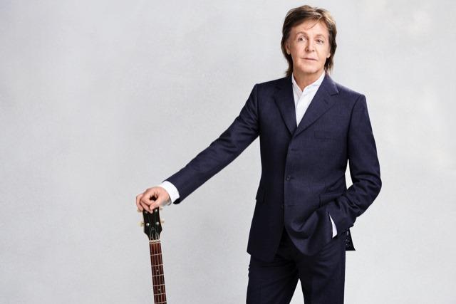 Musica Internazionale, Concerti. Paul McCartney, vedi Napoli e poi…torni. A quasi trent'anni riecco il baronetto in piazza Plebiscito