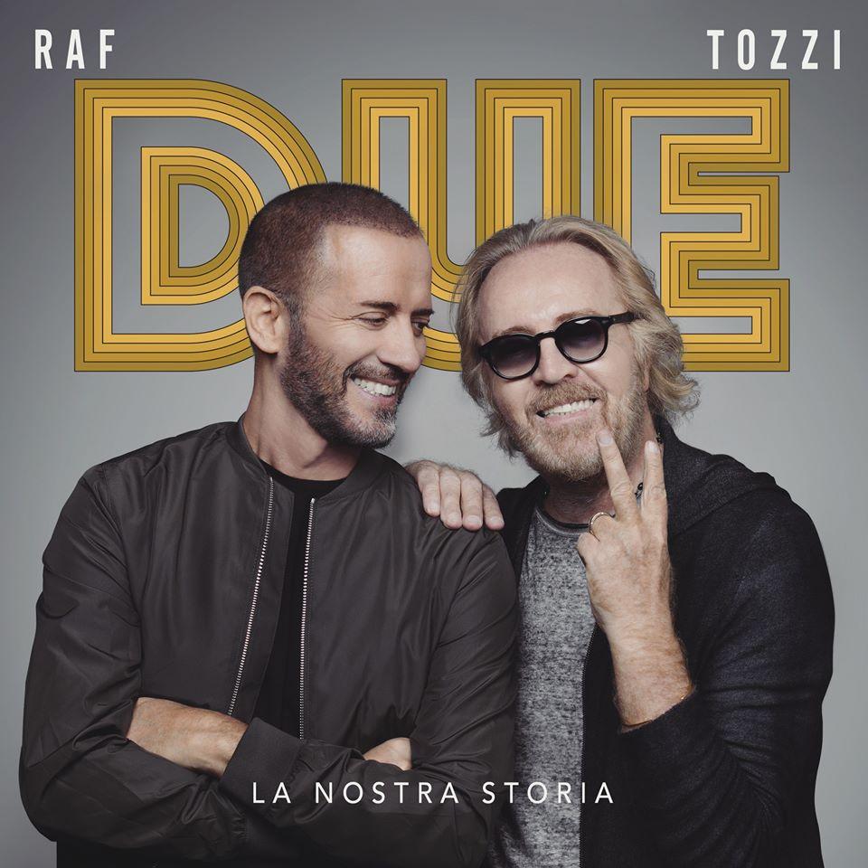 """Musica Italiana, Nuove Uscite: Raf e Umberto Tozzi, arriva """"Due, la nostra storia"""", il disco-live del tour nei palasport"""