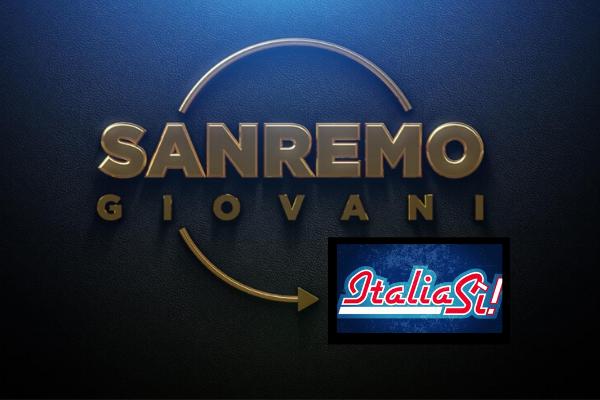 Rai1, Sanremo Giovani: al via la gara nel programma Italia Si! di Marco Liorni