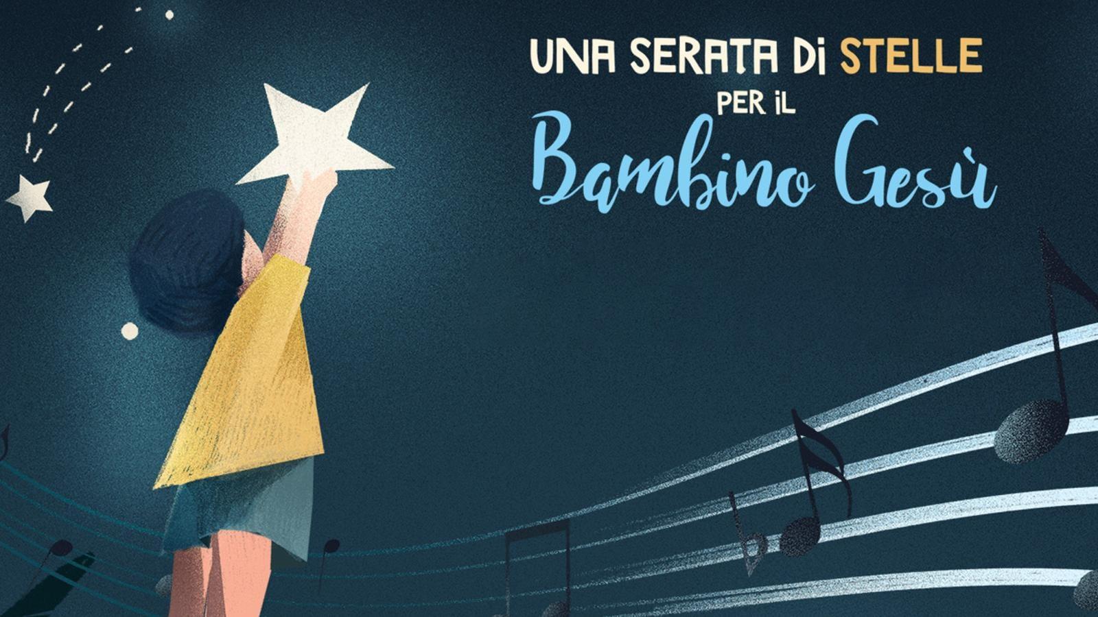 TV, Rai1. Una serata di stelle per il Bambino Gesù: da Mahmood ad Elodie, tutti i cantanti ospiti della serata