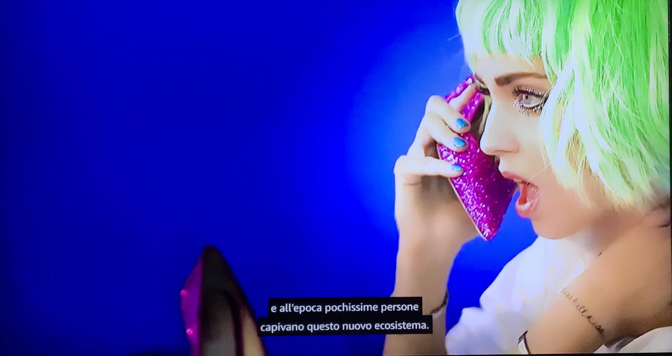 """Tv, Cinema. AmazonPrime: Chiara Ferragni Unposted, una """"perfetta"""" Carrie Bradshow formato digitale"""