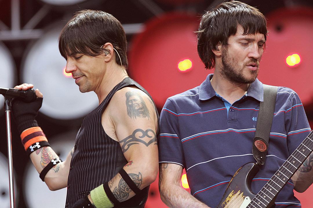 Musica Internazionale. Red Hot Chili Peppers: John Frusciante è rientrato nel gruppo!