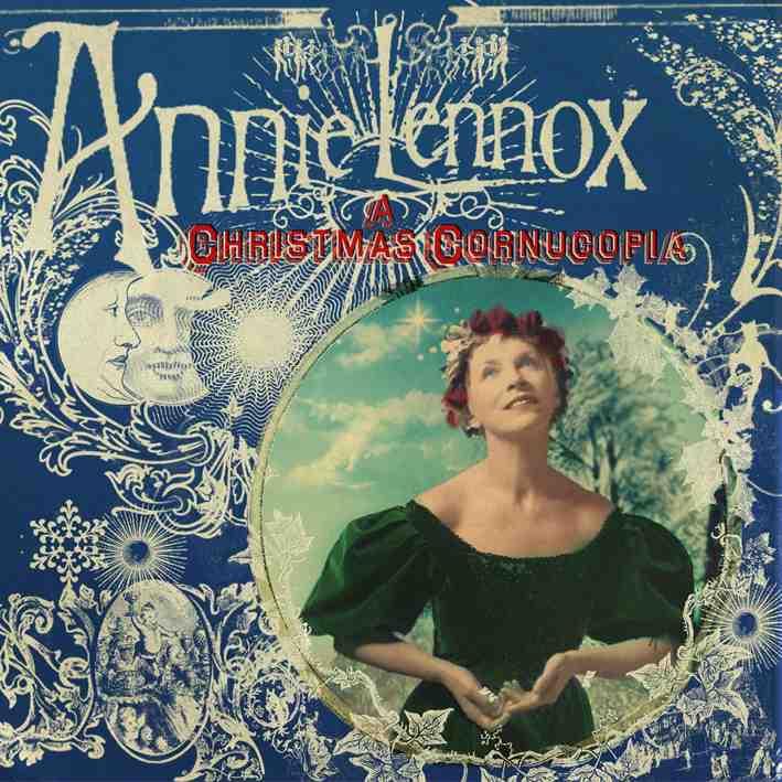 """""""A Christmas Cornucopia"""" di Annie Lennox è (ancora) il disco di Natale che non ti aspetti"""