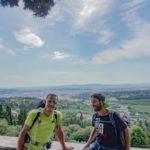 Viaggi, Trekking. Via degli Dei: a piedi da Bologna a Firenze, IV tappa San Piero a Sieve – Firenze
