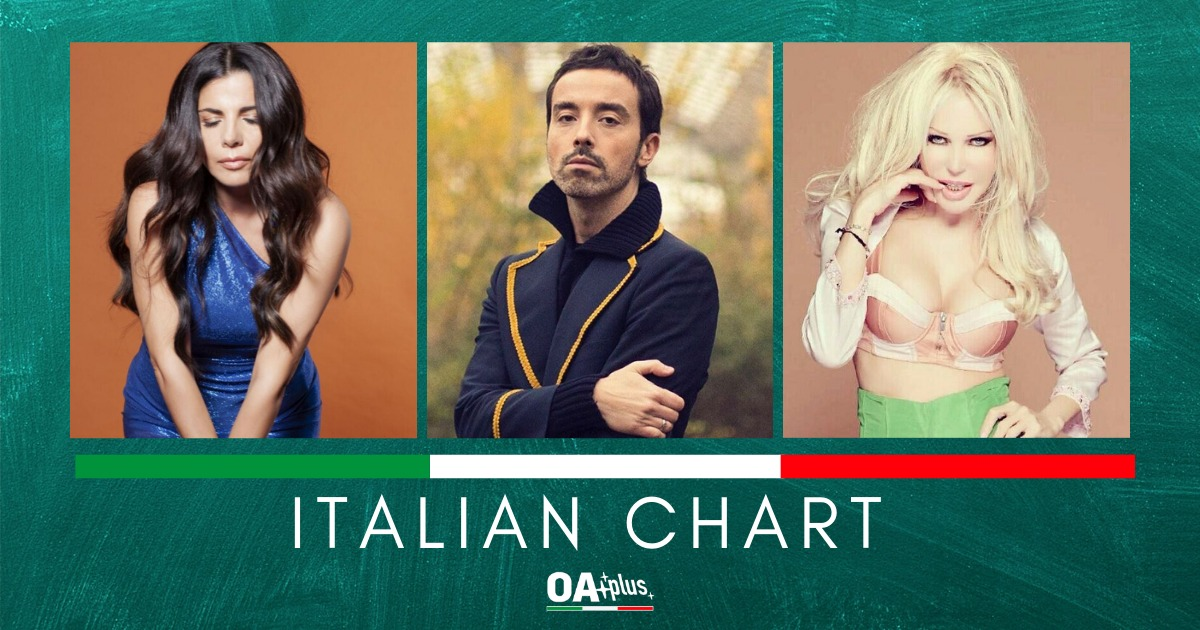 OA PLUS, Classifiche. ITALIAN CHART (Week 10 / 2019): Diodato batte Cesare Cremonini, Mietta ritorna sul podio e Spagna debutta in Top 10
