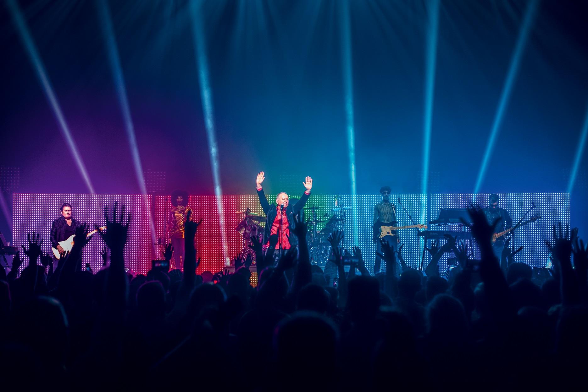 Musica Internazionale, Concerti. Simple Minds: la band farà tappa anche in Italia per i 40 anni di carriera