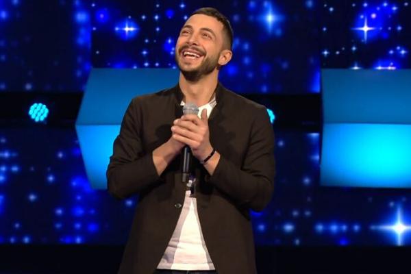 TV, Musica. Nicola Gargaglia torna in tv ad All Together Now dopo Amici 5 e la partecipazione a Frozen 2