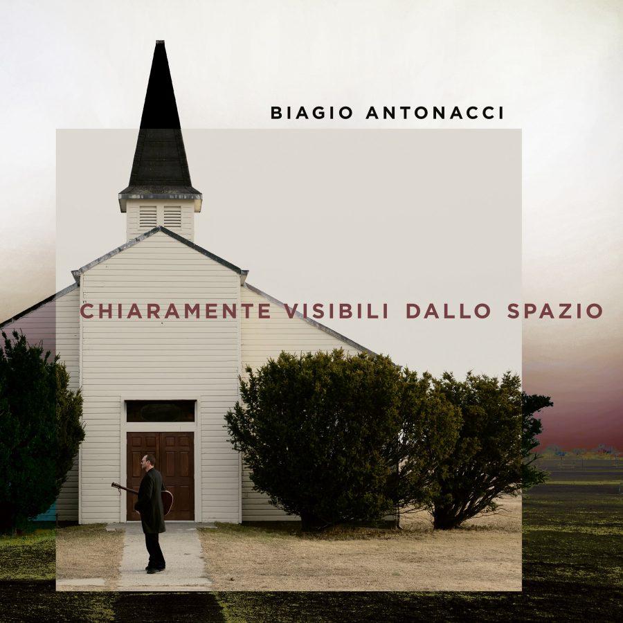 """""""Chiaramente visibili dallo spazio"""" è un altro solito disco di Biagio Antonacci"""