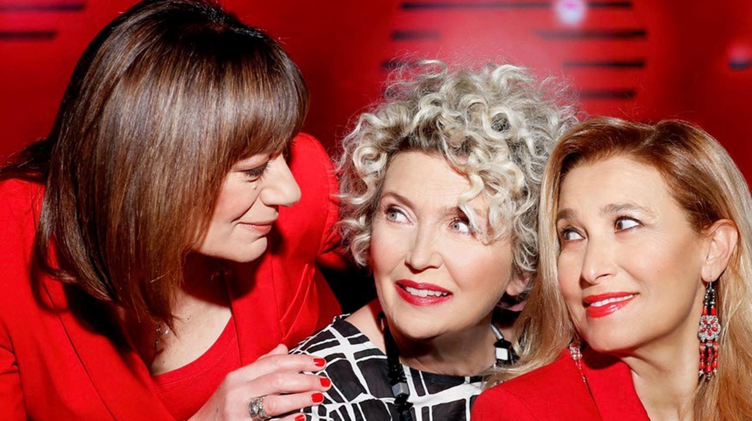 Musica Italiana, Concerti. Grazia Di Michele, Mariella Nava e Rossana Casale insieme per un mini-tour dall'anima jazz