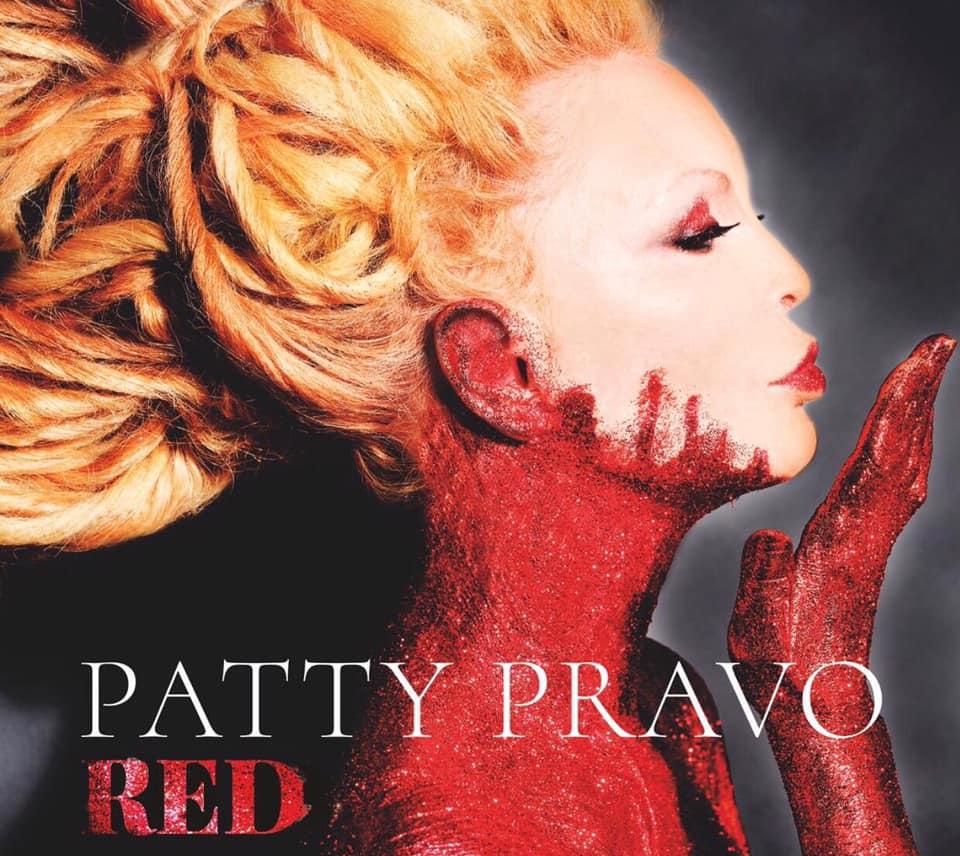 """PATTY PRAVO - """"RED"""""""