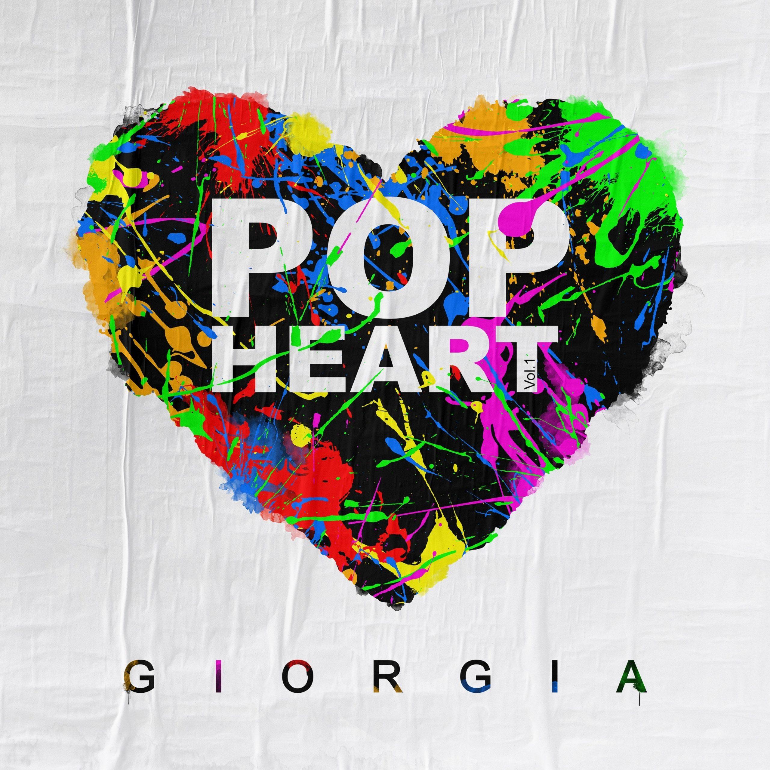 """Più che un album, """"Pop heart"""" di Giorgia sembra un provino per X Factor"""