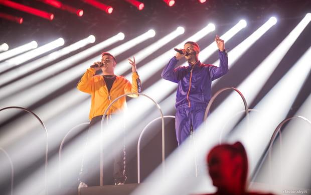 LIVE X Factor 2019, settima puntata in DIRETTA, 5 dicembre. Nell'ultima sfida fuori Eugenio, vanno i Booda alla finalissima del Mediolanum!!!