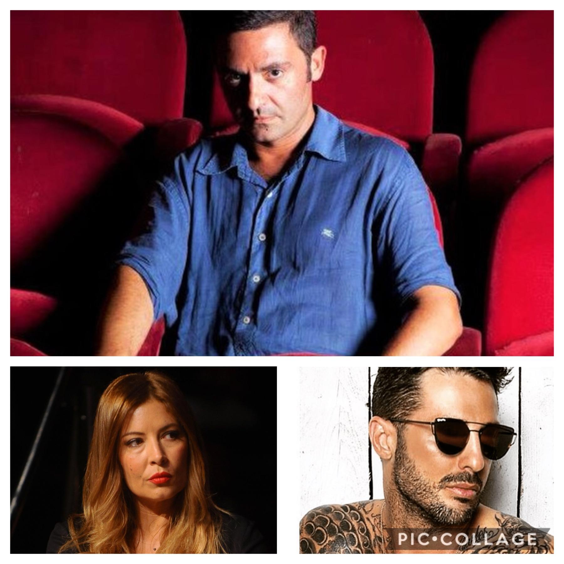 """Tv, Gossip. E'scontro tra Fabrizio Corona e Alberto Dandolo: """"Ti denuncio, coglione""""! Interviene anche la blogger Selvaggia Lucarelli"""