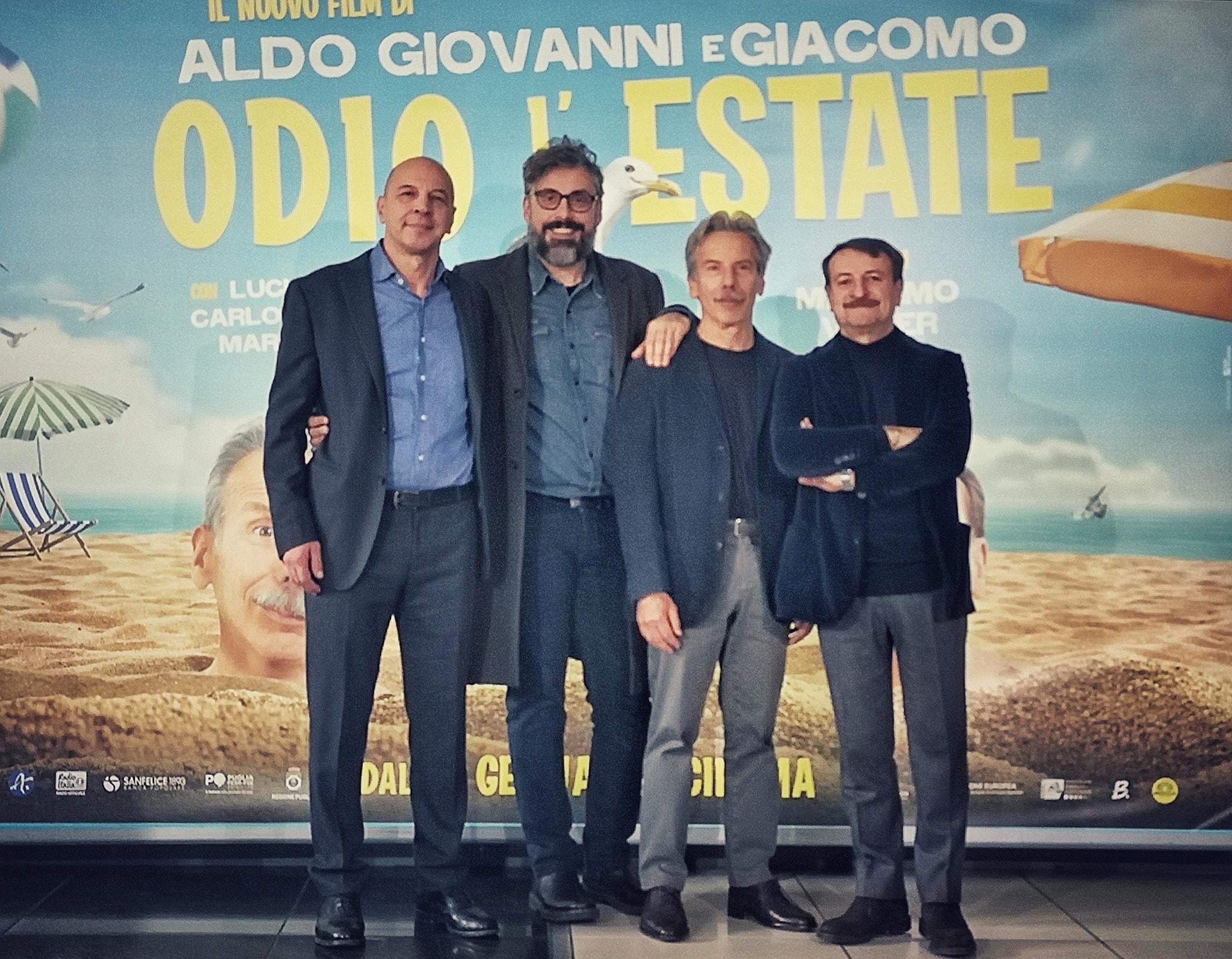 Musica Italiana, Cinema. Brunori Sas firma le musiche del nuovo film di Aldo Giovanni e Giacomo