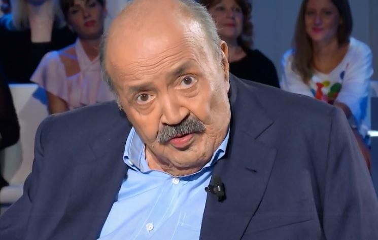 """Tv. Festival di Sanremo 2020. Maurizio Costanzo a """"Un giorno da pecora"""" polemizza su Monica Bellucci, Claudia Gerini e Michelle Hunziker"""