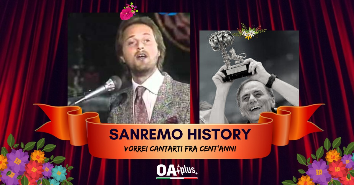 Sanremo History. Vorrei cantarti fra cent'anni: Amedeo Minghi batte Roberto Vecchioni e accede ai 16mi di finale