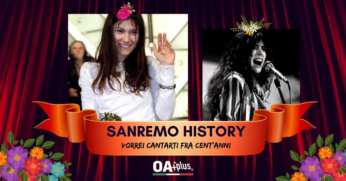 Sanremo History. Vorrei cantarti fra cent'anni: Elisa batte Alice e accede ai sedicesimi di finale