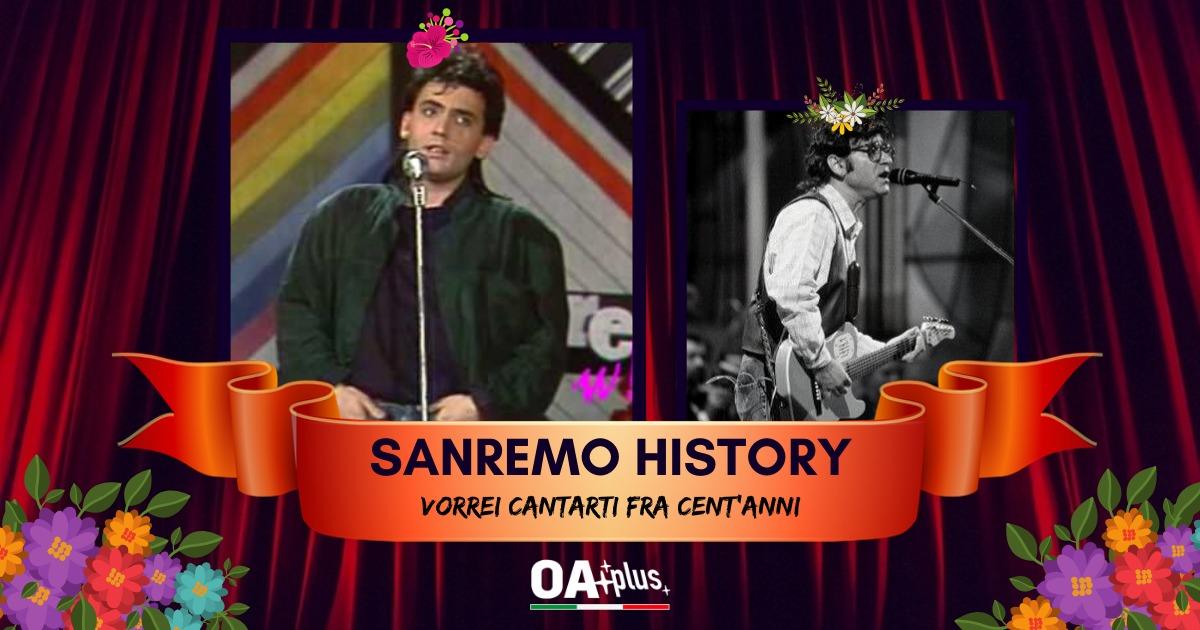 Sanremo History. Vorrei cantarti fra cent'anni: Mango batte Ivan Graziani e accede ai sedicesimi di finale