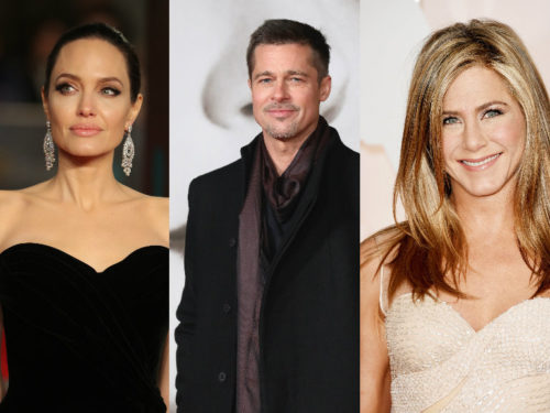 Gossip. Brad Pitt e Jennifer Aniston di nuovo insieme? Che dirà Maleficent?