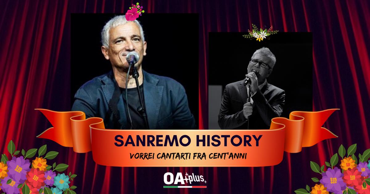 """Sanremo History. Vorrei cantarti fra cent'anni: Bungaro travolge Zarrillo con """"Guardastelle"""" e accede ai 16mi. Ecco le sfide di domani"""
