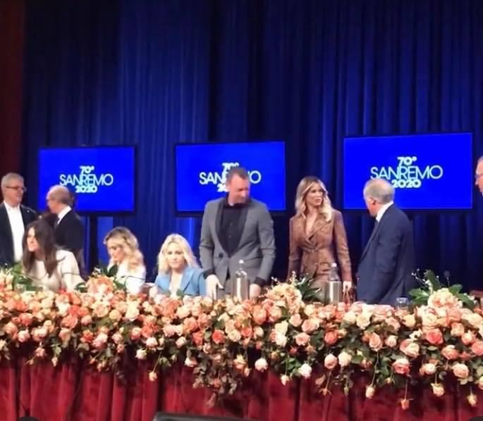 Tv, Musica. Rai1. Al Festival di Sanremo il Cast è servito. La novità: Alketa Vejsiu (presentatrice albanese)