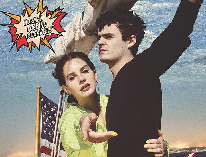 """Recensioni. """"Norman Fucking Rockwell!"""" è il miglior disco di Lana Del Rey"""