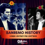 """Sanremo History. Vorrei cantarti fra cent'anni: Luigi Tenco con """"Ciao amore ciao"""" ha la meglio su Lucio Battisti e passa agli ottavi"""