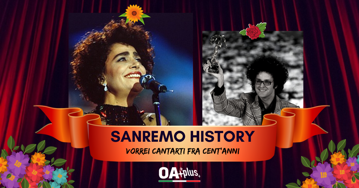 Sanremo History. Vorrei cantarti fra cent'anni: vittoria plebiscitaria per Mia Martini che va agli ottavi. Simone Cristicchi eliminato. Ecco le sfide di domani