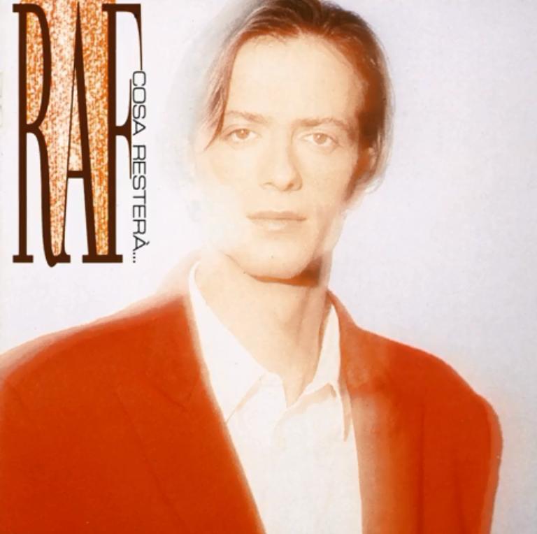 """""""Cosa resterà degli anni '80"""", si chiedeva Raf? Almeno un grande classico del pop"""