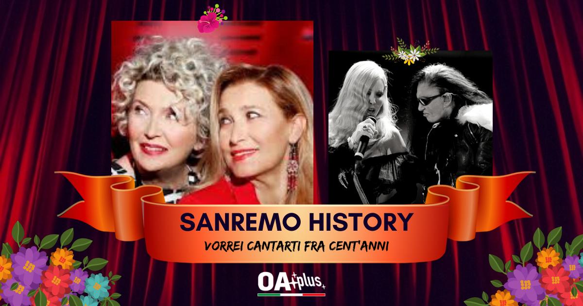 Sanremo History. Vorrei cantarti fra cent'anni: Rossana Casale e Grazia Di Michele battono le iconiche Loredana Berté e Ivana Spagna accedendo ai 16mi. Ecco le sfide di domani
