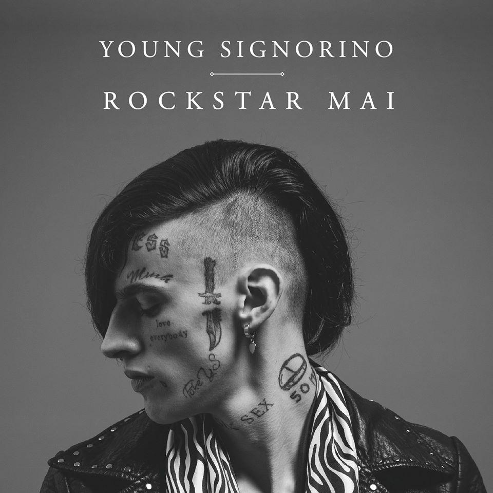 """Young Signorino è tornato e promette: """"Rockstar mai"""". Ecco il nuovo singolo in cui svela sé stesso"""