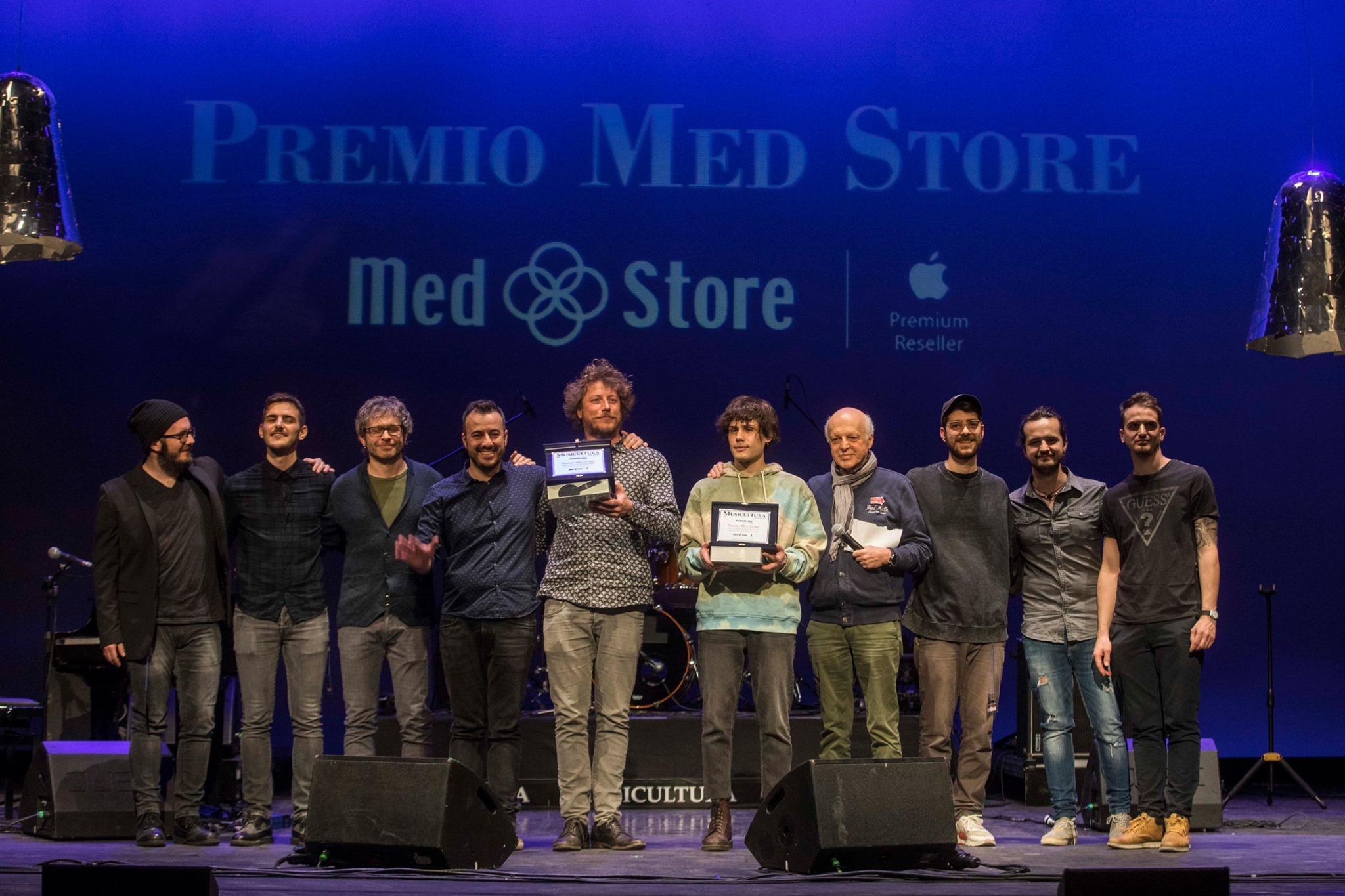 Musicultura 2020, premio Med Store ex equo per Stefano Vergani e Disarmo