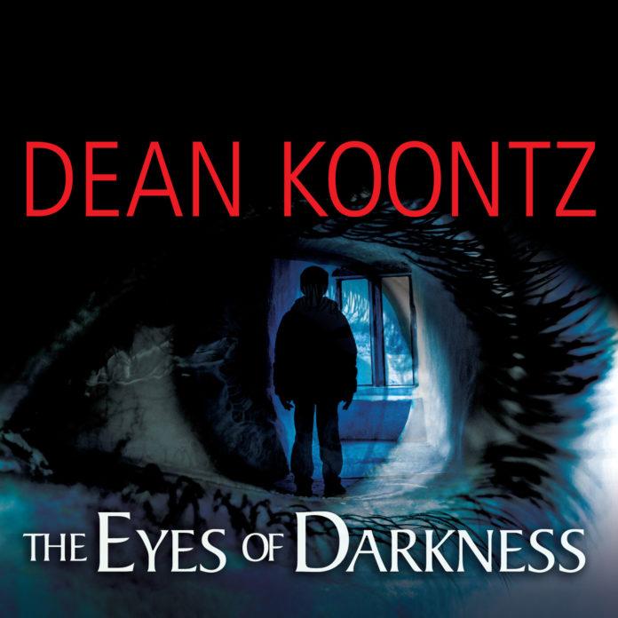 DEAN KOONTZ Libro The Eyes of Darkness