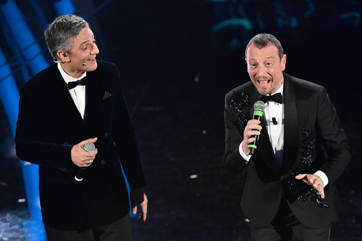 Fiorello sarà ancora a fianco di Amadeus per l'edizione 2021 del Festival di Sanremo